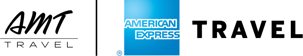 amt american express travel logo